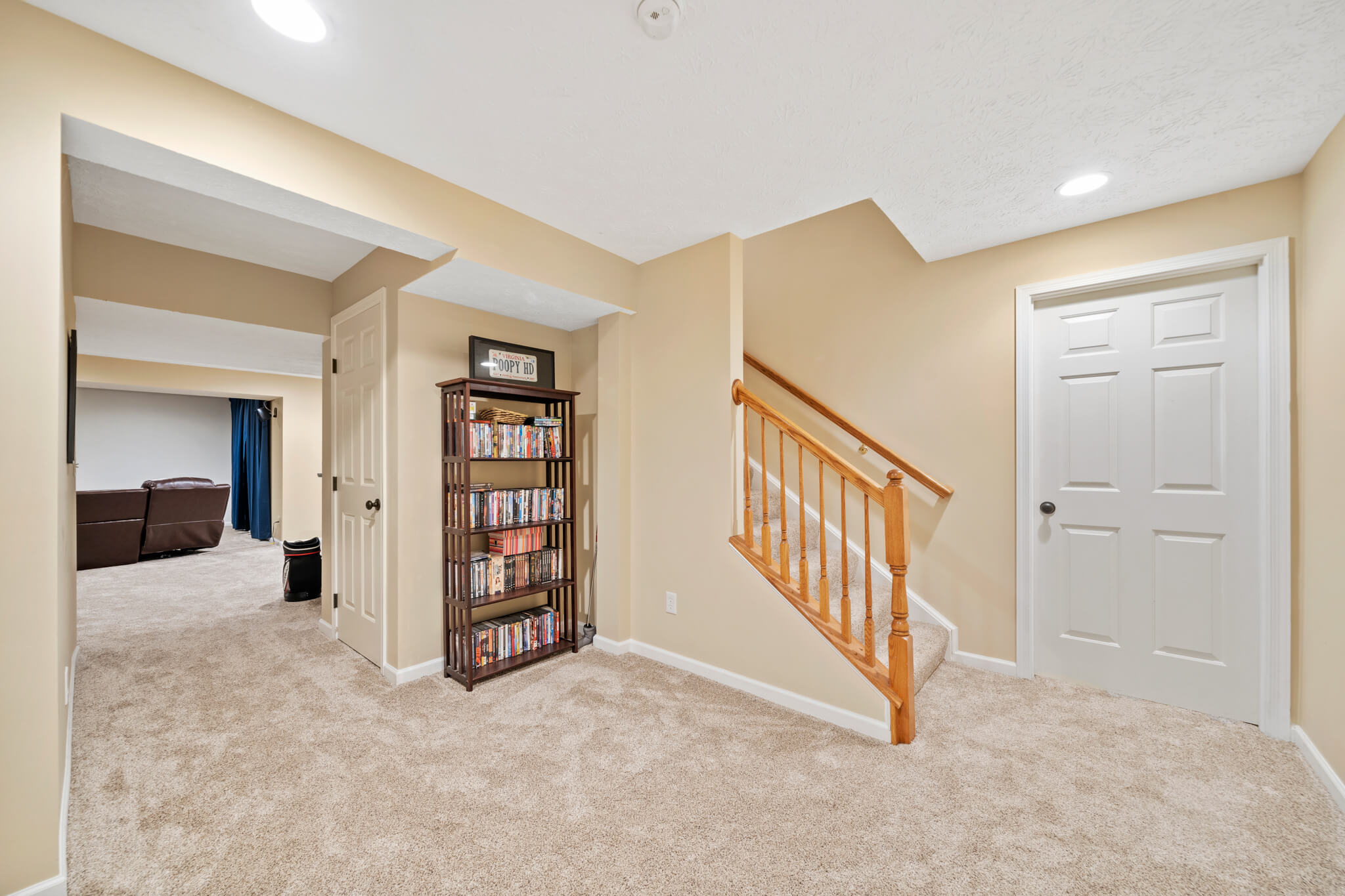 Completely remodeled downstairs