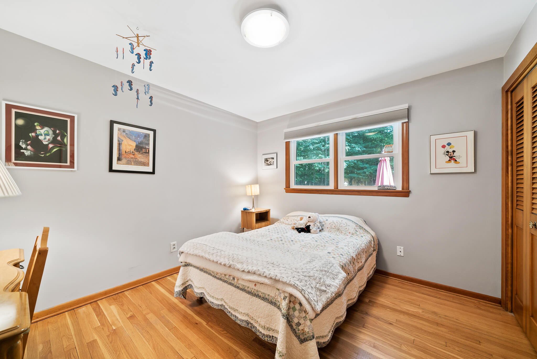 Bedroom number 2 at 4349 Orandale Dr in Chagrin Falls