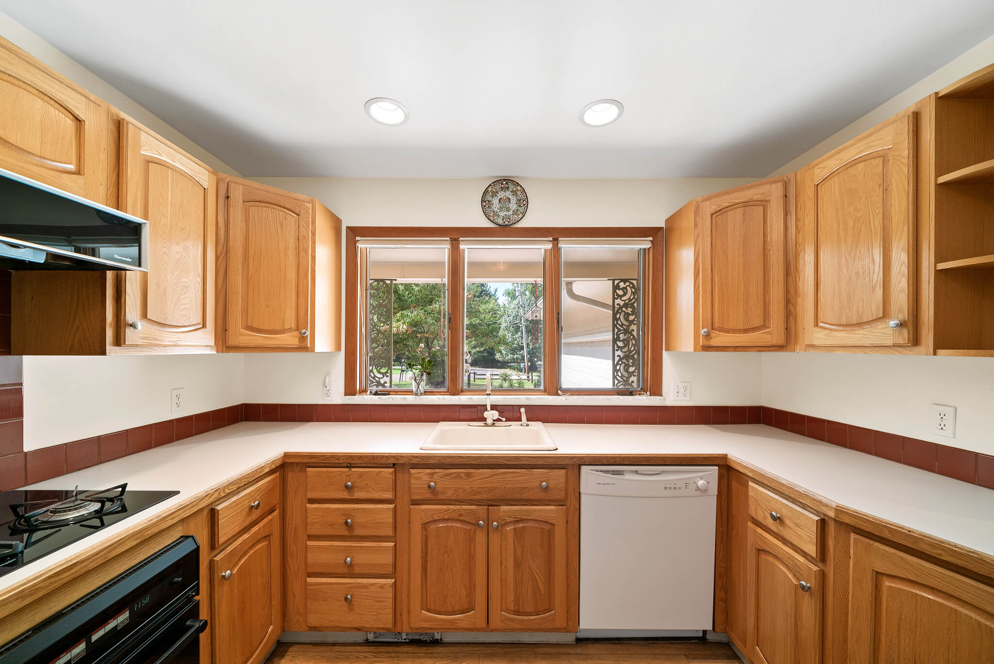 A great view out of the windows at 4349 Orandale Dr in Chagrin Falls